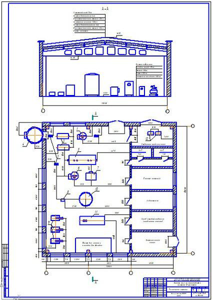 Дипломный проект цеха с чертежами загрузить Дипломный проект цеха с чертежами подробнее